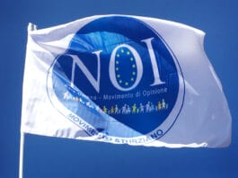 La Bandiera del Movimento NOI